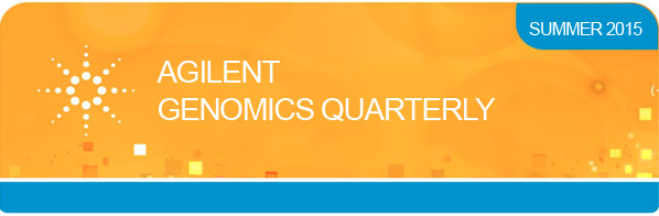 Agilent Genomics Quarterly