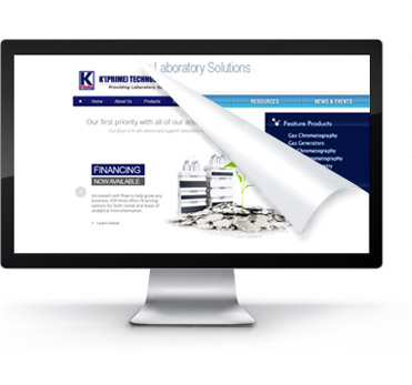 New website now launched