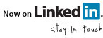 Find us on LinkedIn
